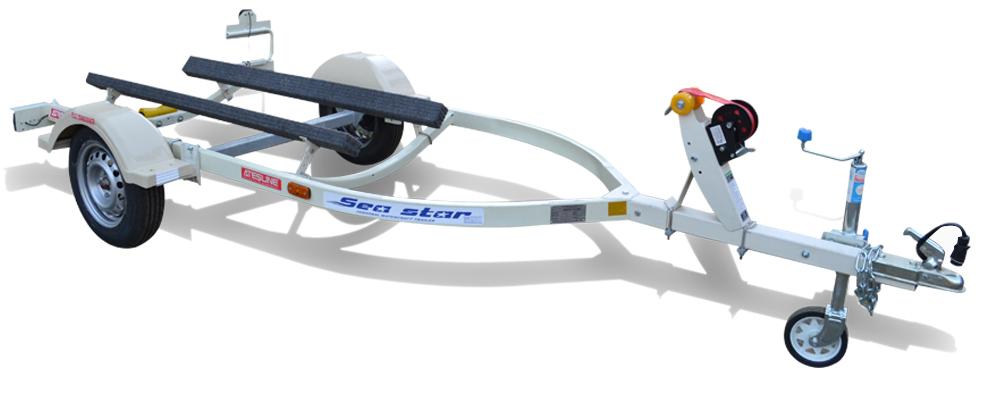 jet ski römorku